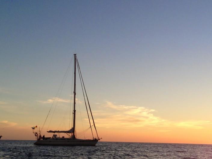 Fuerteventura barca a vela