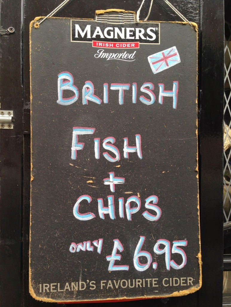 fish and chips gibilterra