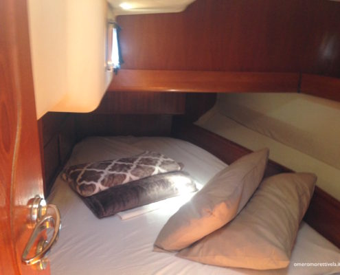 interni barca a vela cabina poppa