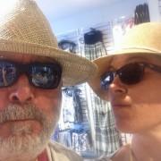 bagaglio vacanza barca a vela cappello