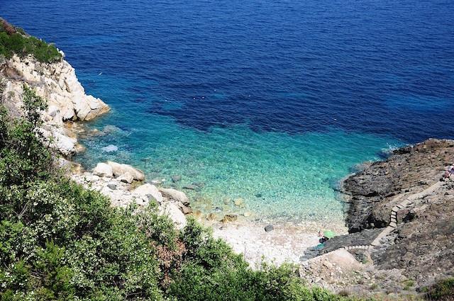 week end in barca a vela isola d'elba