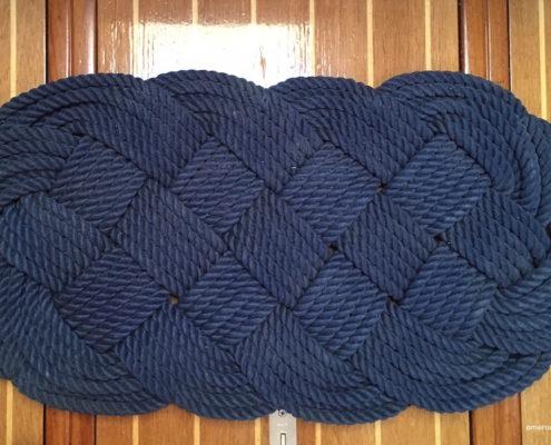 nodo marinaro tappeto