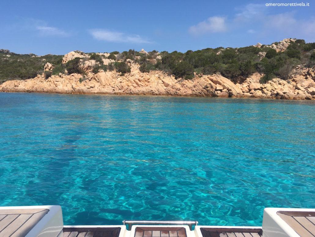 vacanze in barca a vela sardegna corsica mare a budelli