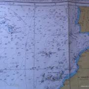 navigazione atlantica carte nautiche