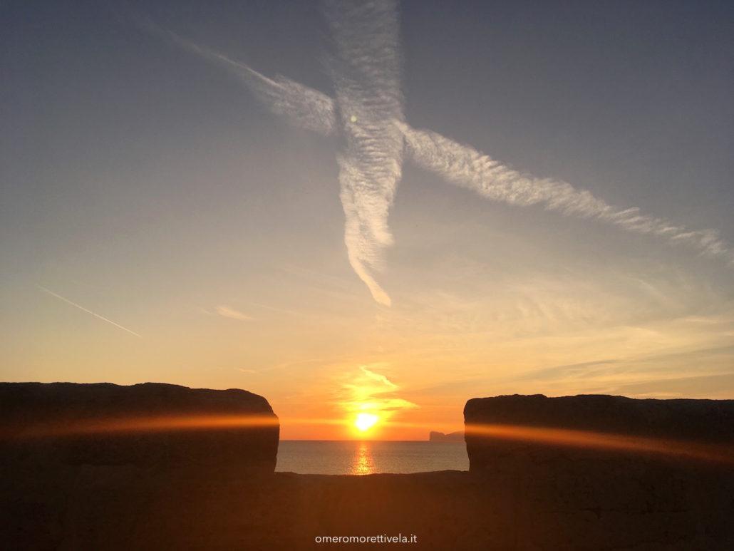 sardegna nord occidentale alghero tramonto 1