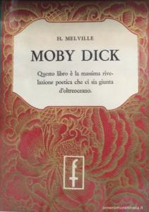 Copertina Moby Dick Chiamatemi Ismaele