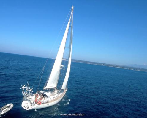 vacanze in barca a vela freya sardegna navigazione