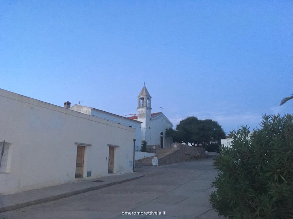 itinerario a vela da Palau ad Alghero cala d'oliva
