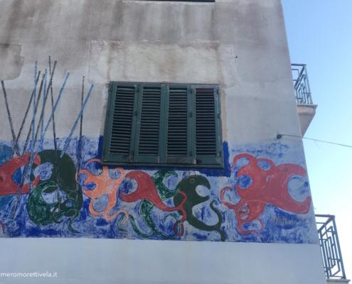 murales dell'isola di Ustica 3