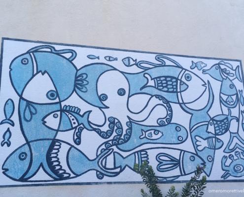 murales dell'isola di Ustica 7
