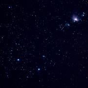 cielo stellato oceano