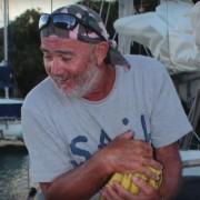 omero moretti skipper e cuoco