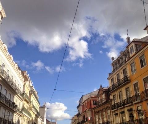 Le strade di Lisbona portano all'acqua