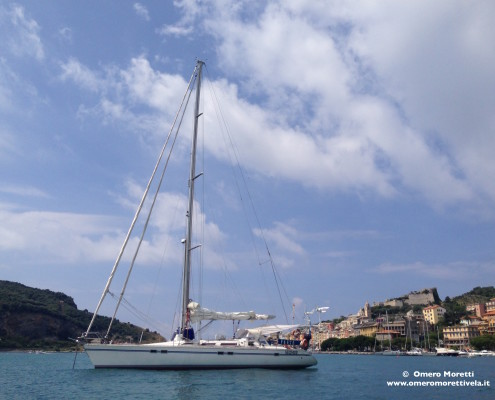 vacanze in barca a vela freya omero moretti