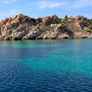 Mare a Caprera Sardegna