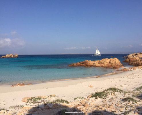 arcipelago di la maddalena in barca a vela