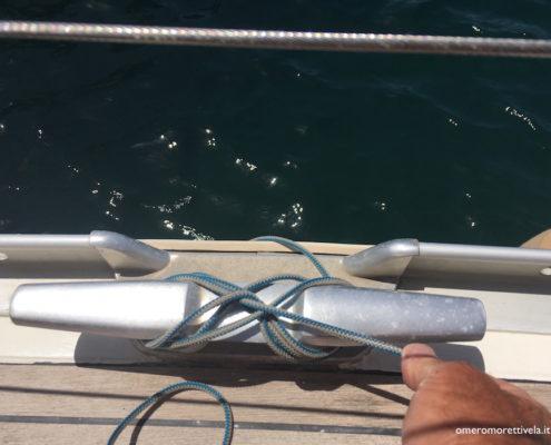 nodi marinari nodo di bitta 3