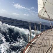 preparativi per l'oceano tenerife