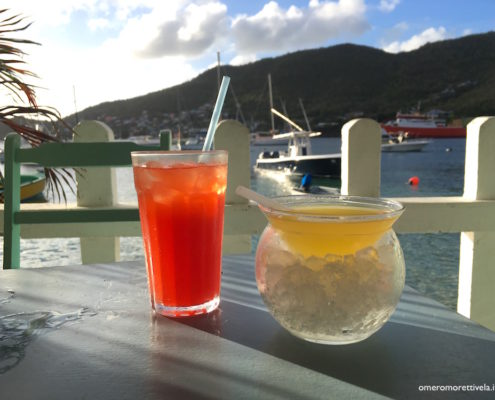 crociere alle grenadine cocktail a bequia
