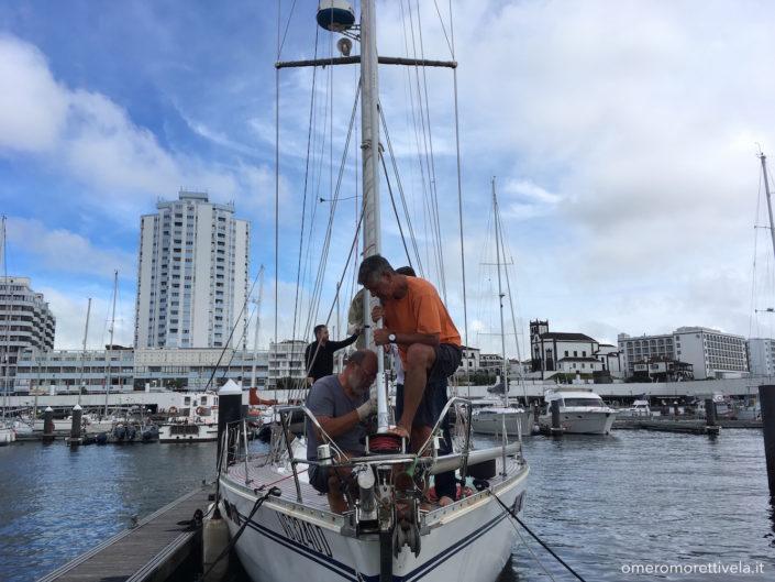 preparazione navigazione atlantica 2