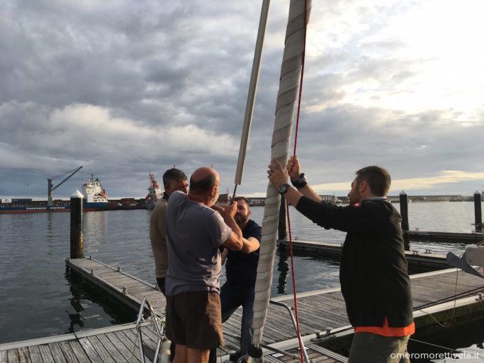 preparazione navigazione atlantica 3
