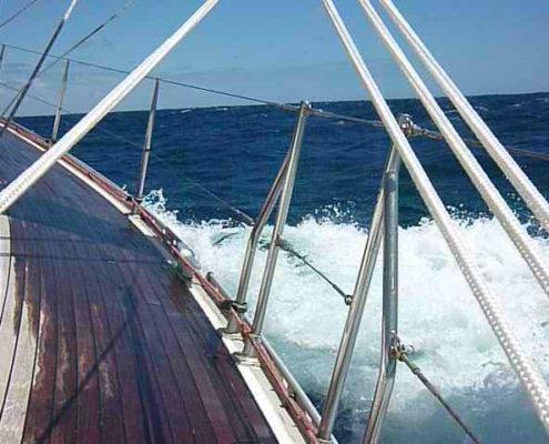 navigare è fatica navigare è bello
