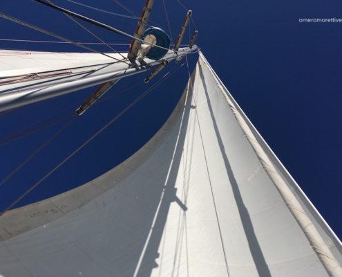 settimana a vela in Sardegna fiocco