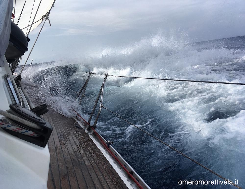 settimana a vela in Sardegna freya di bolina