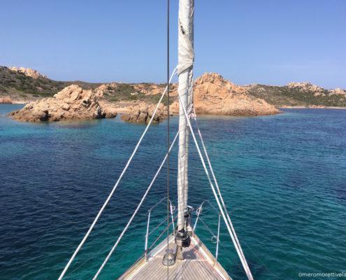 settimana a vela in Sardegna razzoli