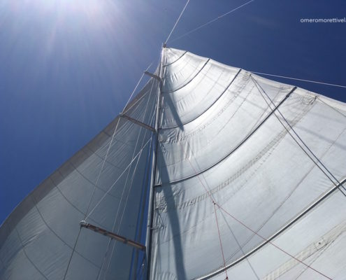 settimana a vela in Sardegna vele a farfalla