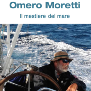 il libro di Omero Moretti il mestiere del mare copertina