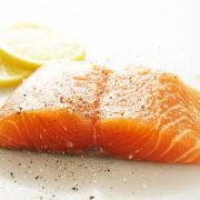 ricette in barca salmone marinato porri e limone