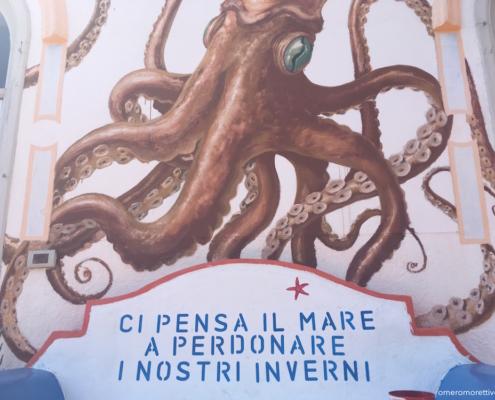 murales dell'isola di Ustica 6