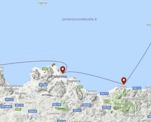 navigazione d'altura sicilia