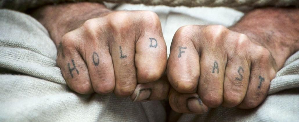 la pazienza dei naviganti hold fast tatuaggio