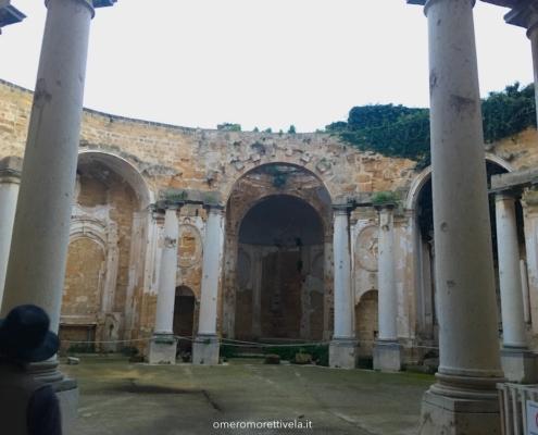 Sicilia in barca a vela chiesa mazara del vallo