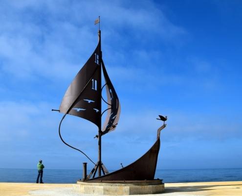 Sicilia in barca a vela mazara del vallo lungomare