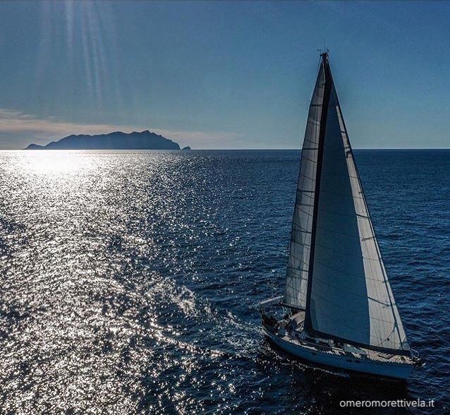 Egadi in barca a vela navigazione freya vacanze in barca a vela sardegna