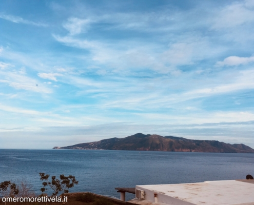 scuola vela in Mediterraneo lipari