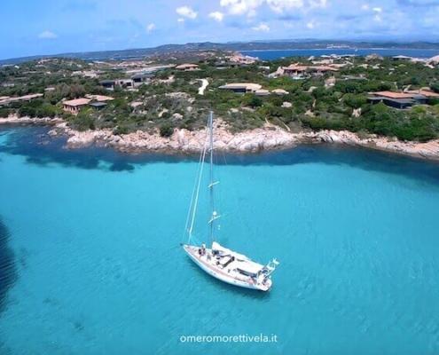 vacanze in barca a vela sardegna e corsica barca all'ancora