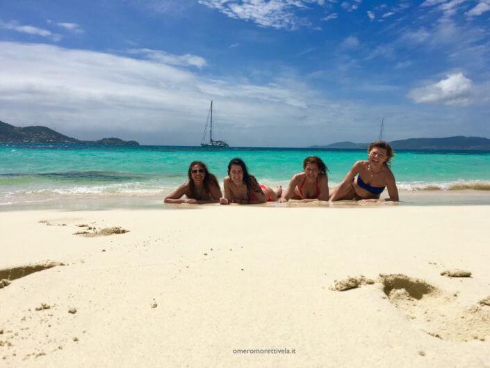 consigli per una vacanza in barca a vela caraibi