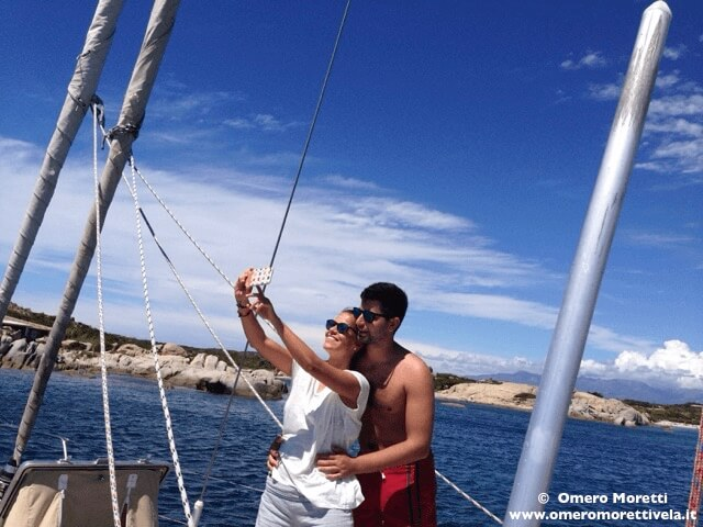 consigli per una vacanza in barca a vela coppia